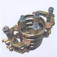 Enrolador de cabo elétrico a mola